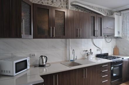 Сдам посуточно новую 2-ком квартиру в Центре города. Укомплектована всей необход. Каменец-Подольский, Каменец-Подольский, Хмельницкая область. фото 10