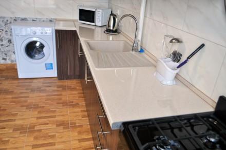 Сдам посуточно новую 2-ком квартиру в Центре города. Укомплектована всей необход. Каменец-Подольский, Каменец-Подольский, Хмельницкая область. фото 3
