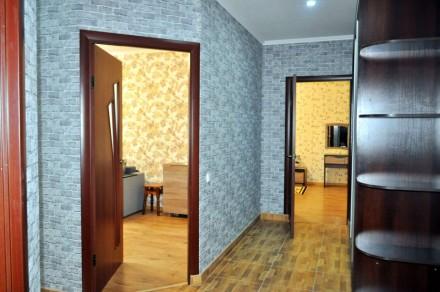 Сдам посуточно новую 2-ком квартиру в Центре города. Укомплектована всей необход. Каменец-Подольский, Каменец-Подольский, Хмельницкая область. фото 6