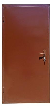 Звоните прямо сейчас!  +380 67 610 18 64   Двери металлические, два листа мет. Киев, Киевская область. фото 2