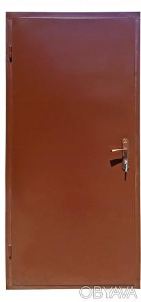 Звоните прямо сейчас!  +380 67 610 18 64   Двери металлические, два листа мет. Киев, Киевская область. фото 1