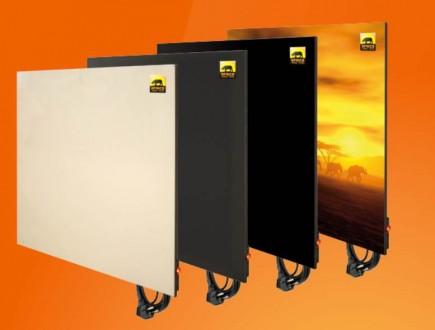 Керамические тепловые панели «Africa» для отопления.. Днепр. фото 1