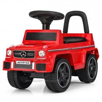 Мерседес JQ-663 толокар каталка детская джип Mercedes. Хмельницкий. фото 1