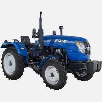Трактор DW 244 ATМ. Днепр. фото 1