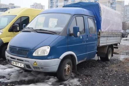 ГАЗ 3302 Газель. Киев. фото 1