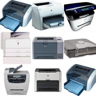 Продажа лазерных принтеров б/у, для офиса и дома. Киев. фото 1