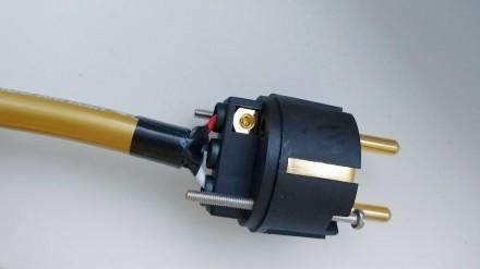 Cиловой кабель питания Cardas (сетевой), с IEC коннектами для Hi Fi аудио аппара. Киев, Киевская область. фото 5