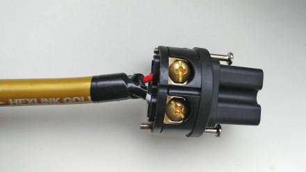 Cиловой кабель питания Cardas (сетевой), с IEC коннектами для Hi Fi аудио аппара. Киев, Киевская область. фото 4
