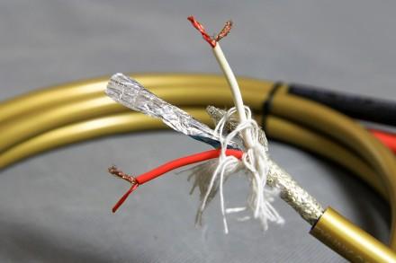 Cиловой кабель питания Cardas (сетевой), с IEC коннектами для Hi Fi аудио аппара. Киев, Киевская область. фото 8