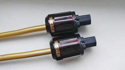 Cиловой кабель питания Cardas (сетевой), с IEC коннектами для Hi Fi аудио аппара. Киев, Киевская область. фото 7