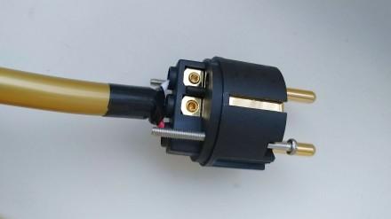 Cиловой кабель питания Cardas (сетевой), с IEC коннектами для Hi Fi аудио аппара. Киев, Киевская область. фото 6