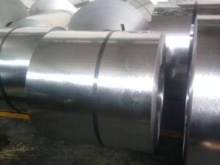Лист оцинкованный металлический толщиной 0.9 мм. Гладкий плотный металл покрыты. Киев, Киевская область. фото 4
