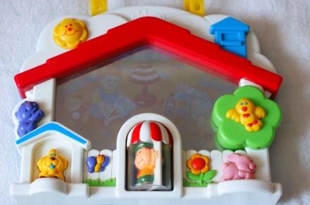 Chiko чико игрушка развивающий центр. Хмельницкий. фото 1