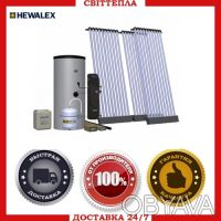 Солнечный набор Hewalex 3 KSR10-250. Киев. фото 1