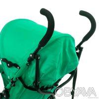 Описание: Легкая и маневренная коляска-трость S 108 T идеальная для прогулок в т. Одесса, Одесская область. фото 5