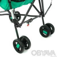 Описание: Легкая и маневренная коляска-трость S 108 T идеальная для прогулок в т. Одесса, Одесская область. фото 4