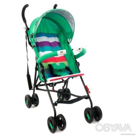 Описание: Легкая и маневренная коляска-трость S 108 T идеальная для прогулок в т. Одесса, Одесская область. фото 1