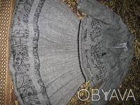 Продам шикарный шерстяной костюм для девочки, р.128, цена 260 грн. Мелитополь, Запорожская область. фото 2