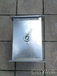 Дроссель-клапан для прямоугольных каналов 500 х 200. Кривой Рог. фото 1