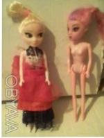 Куклы резиновые и пластмассовые от10 до 20 грн. Высота от 7 - 16 см. Одесса, Одесская область. фото 6