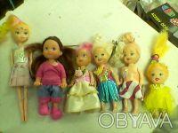 Куклы резиновые и пластмассовые от10 до 20 грн. Высота от 7 - 16 см. Одесса, Одесская область. фото 3