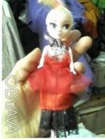 Куклы 10 - 25 грн. мягкие, резиновые, пластмассовые.. Одеса, Одеська область. фото 9