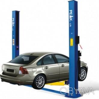 подъемник автомобильный двухстоечный цена 208 380V