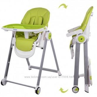 Мун 3550 стульчик для кормления детский высокий Moon. Хмельницкий. фото 1