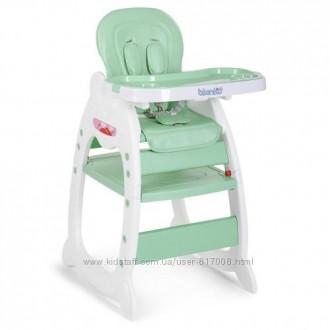 Бемби 3612 трансформер стульчик для кормления столик Bambi. Хмельницкий. фото 1