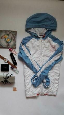 Курточка спортивна reebok p.L,XL. Львов. фото 1