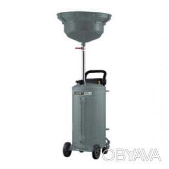 установка для замены масла в двигателе HC-2081
