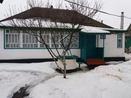 Добротный дом, на два входа, в с. Свидивок. Черкаси. фото 1