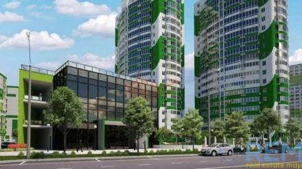 Продам просторную двухкомнатную квартиру в ЖК Острова. Одесса. фото 1