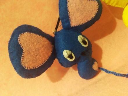 Мышки брелочки. Мелитополь. фото 1