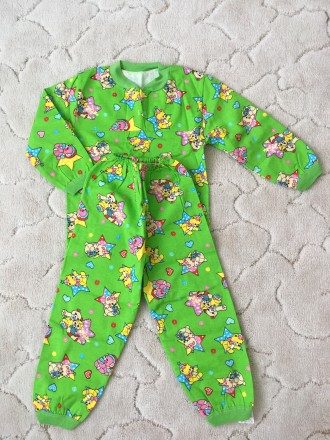 Детская пижама р.128/134. Бровары. фото 1