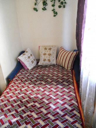 Сдам посуточно однокомнатную квартиру для одного или двух человек без вредных пр. Черноморск (Ильичевск), Одесская область. фото 2