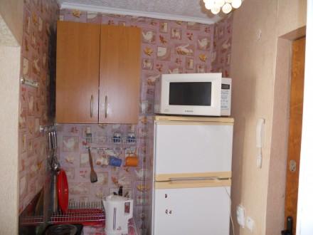 Сдам посуточно однокомнатную квартиру для одного или двух человек без вредных пр. Черноморск (Ильичевск), Одесская область. фото 3