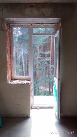 Шикарная квартира с видом на лес.  Дом построен с лучших материалов, максимальн. Green Yard ЖК, Ирпень, Киевская область. фото 6