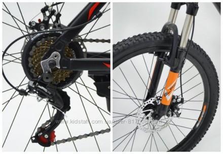 S-300 Бластер 24-дюйм велосипед горный спортивный подростков ый. Хмельницкий. фото 1