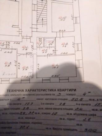 Будинок розташований на пл.Осмомисла(кут Театральної). Гарний ремонт. Індивідуал. Львов, Львовская область. фото 4
