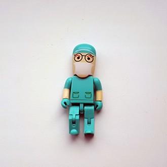 USB флешка Wellendorff врач, хирург, стаматолог 16GB. Киево-Святошинский. фото 1