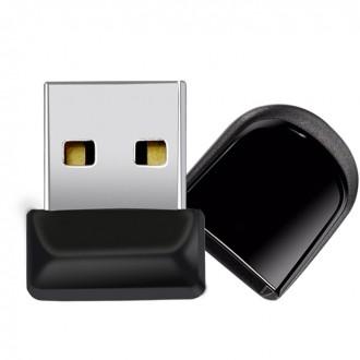 Флешка Wellendorff супер мини, черная 16GB. Киево-Святошинский. фото 1