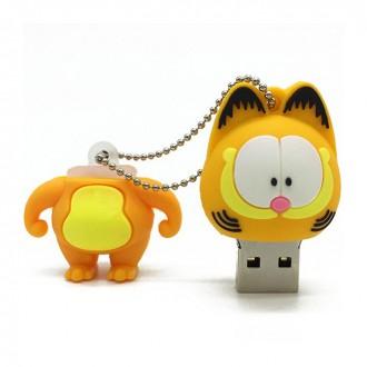 USB флешка Shandian кот Гарфилд, 16GB. Киево-Святошинский. фото 1