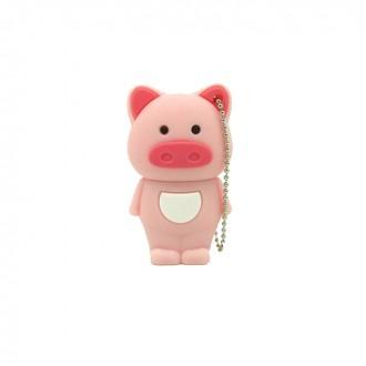 USB флешка Shandian Свинка, 16GB. Киево-Святошинский. фото 1