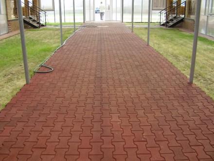 Выполняем работу укладки тротуарной плитки под виброплиту,  У нас есть различны. Одесса, Одесская область. фото 6