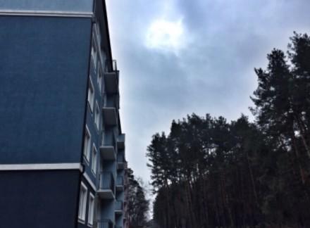 Продам уютную квартиру в новом доме.  Дом построен с красного кирпича, утеплен.. Green Yard ЖК, Ирпень, Киевская область. фото 3