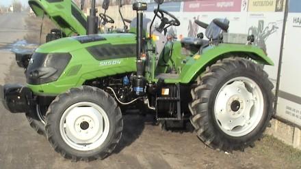 Трактор Deutz Fahr. Луцк. фото 1