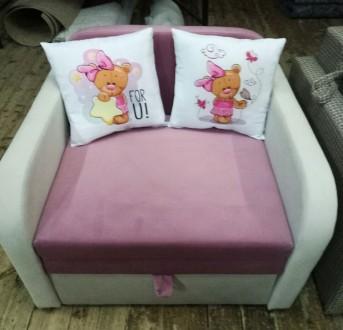 Дитячий диван ЮніорАрт 80, дитяче крісло диван, кровать. Киев. фото 1