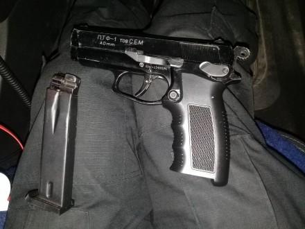 Продам пистолет под патрон флобера ПТФ-1 в отличном состоянии. Отстреляно около . Запорожье, Запорожская область. фото 2