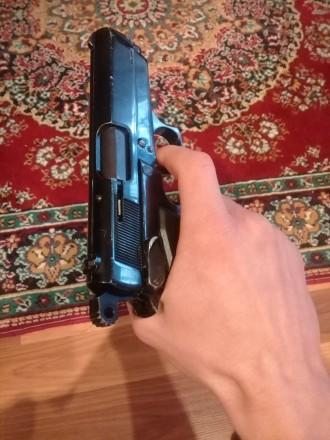 Продам пистолет под патрон флобера ПТФ-1 в отличном состоянии. Отстреляно около . Запорожье, Запорожская область. фото 6